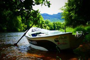 driftboat-bateau-dordogne-argentat-pêche